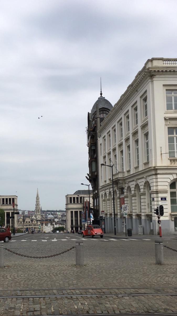 Rue Montagne de la Cour